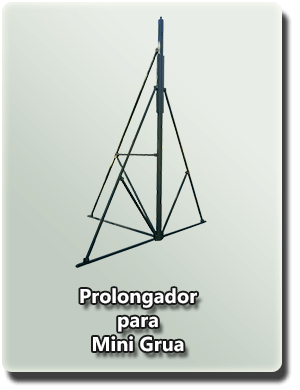 Prolongador para Mini Grua